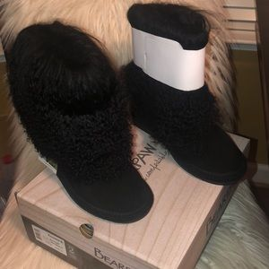 BearPaw brand new Boo boots girls size 2